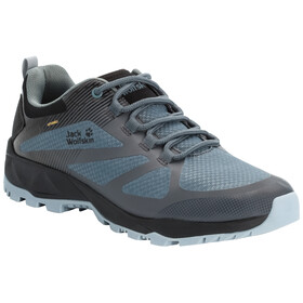 Jack Wolfskin Fast Striker Shield Scarpe Basse Uomo, dark grey/black